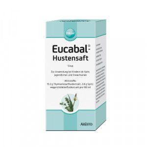 EUCABAL Hustensaft