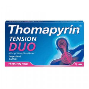 THOMAPYRIN TENSION DUO 400 mg/100 mg Filmtabletten